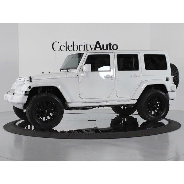 Used 2012 Jeep Wrangler Unlimited Sahara For Sale In Sarasota Fl