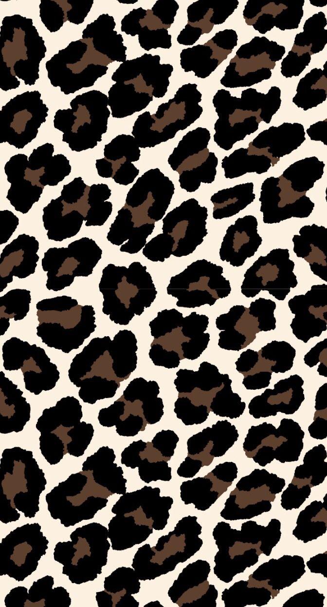 Basic Leopard Cheetah Print Wallpaper Leopard Print Wallpaper Animal Print Wallpaper