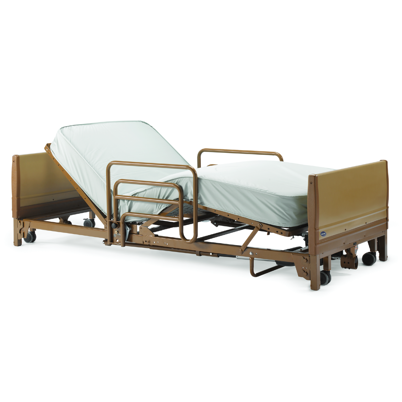 Invacare FullElectric Low Hospital Bed 5410LOW