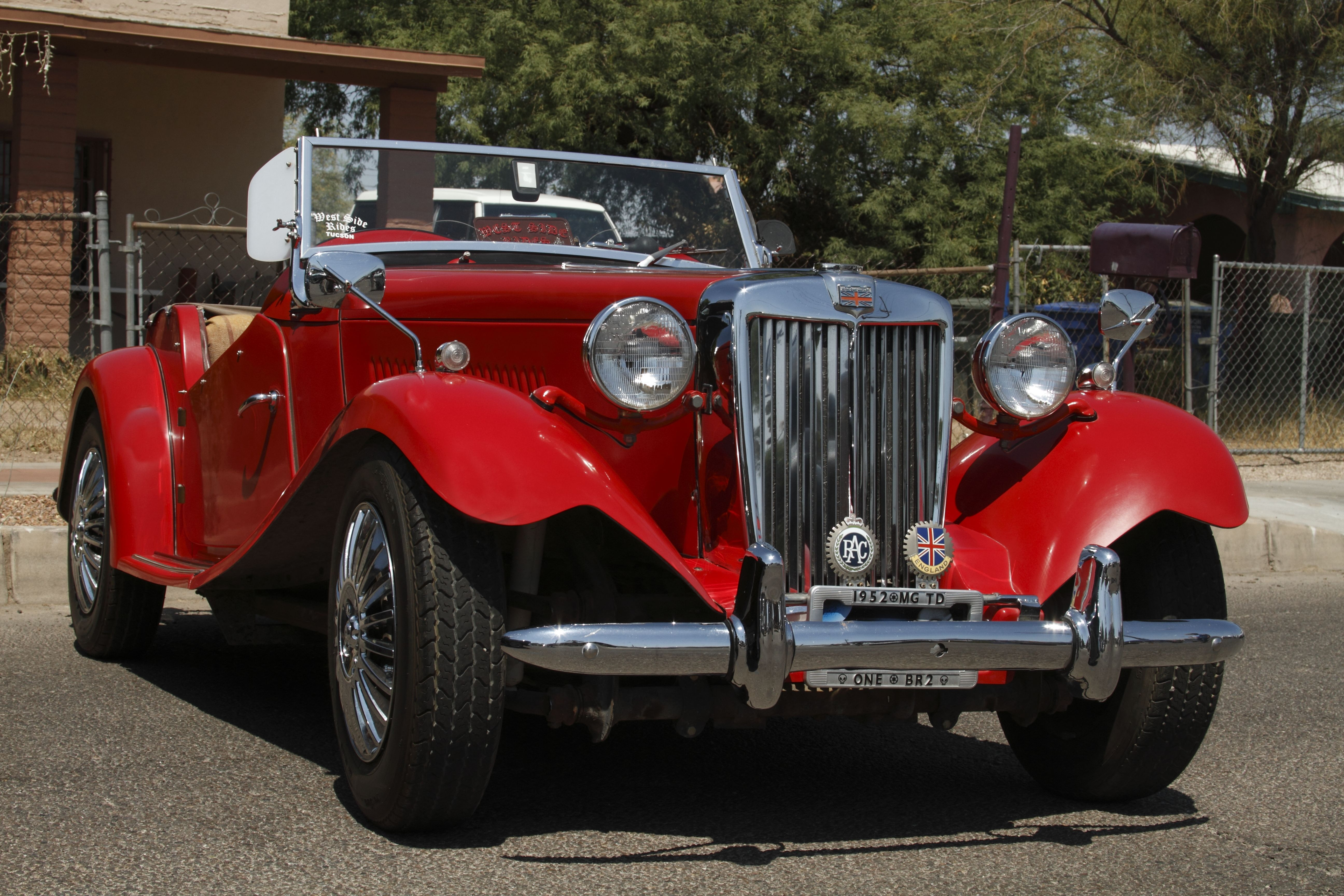 Classic MG MG-TD Replicas for Sale - Classics on Autotrader