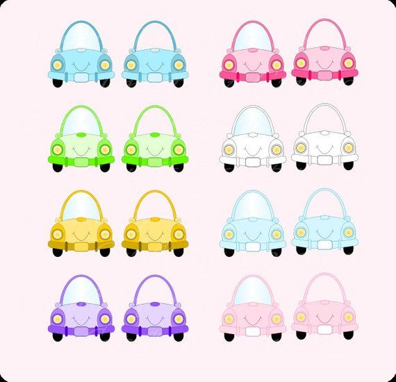 Cute Cars Cute Car Frames Cars Clipart Frames Clip Art