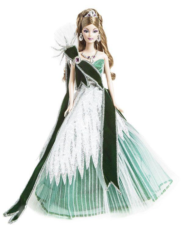 Barbie De Noel 25ans de Barbie Collector Joyeux Noël – rétrospective | Barbie