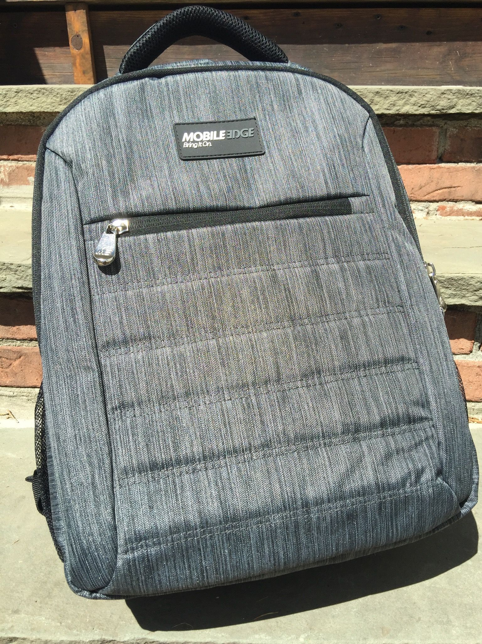 We have been on an extensive search for a solid backpack for a corporate client.  Many decisions go into finding the right backpack - price, style, color etc. We wanted to post this particular backpack because out of a couple dozen we considered, this one fit our particular customers needs very well. We have also had an opportunity to put this bag through some real world tests and this one really came out on top. Take a look at our Youtube video unbox of this great backpack.