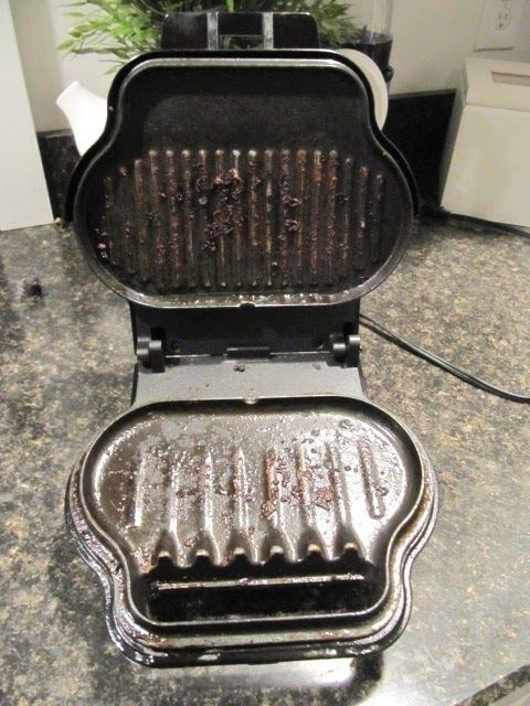 Cleaning George Foreman Grills Http Sewmanyways Blogspot Com 2014 03 Cleaning George Foreman Grillsor Any George Foreman George Foreman Grill Electric Grill