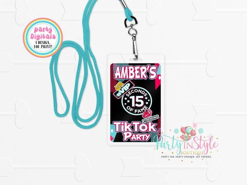 Pin On Miranda S Tik Tok Party