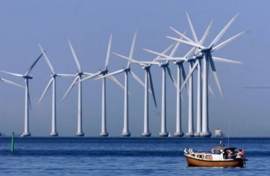 Anholt Offshore Wind Farm, Denmark Power Energy Pinterest - windfarm project manager sample resume
