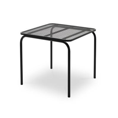 Mira Table 80 Garden Table Contemporary Furniture Design Outdoor Ottoman