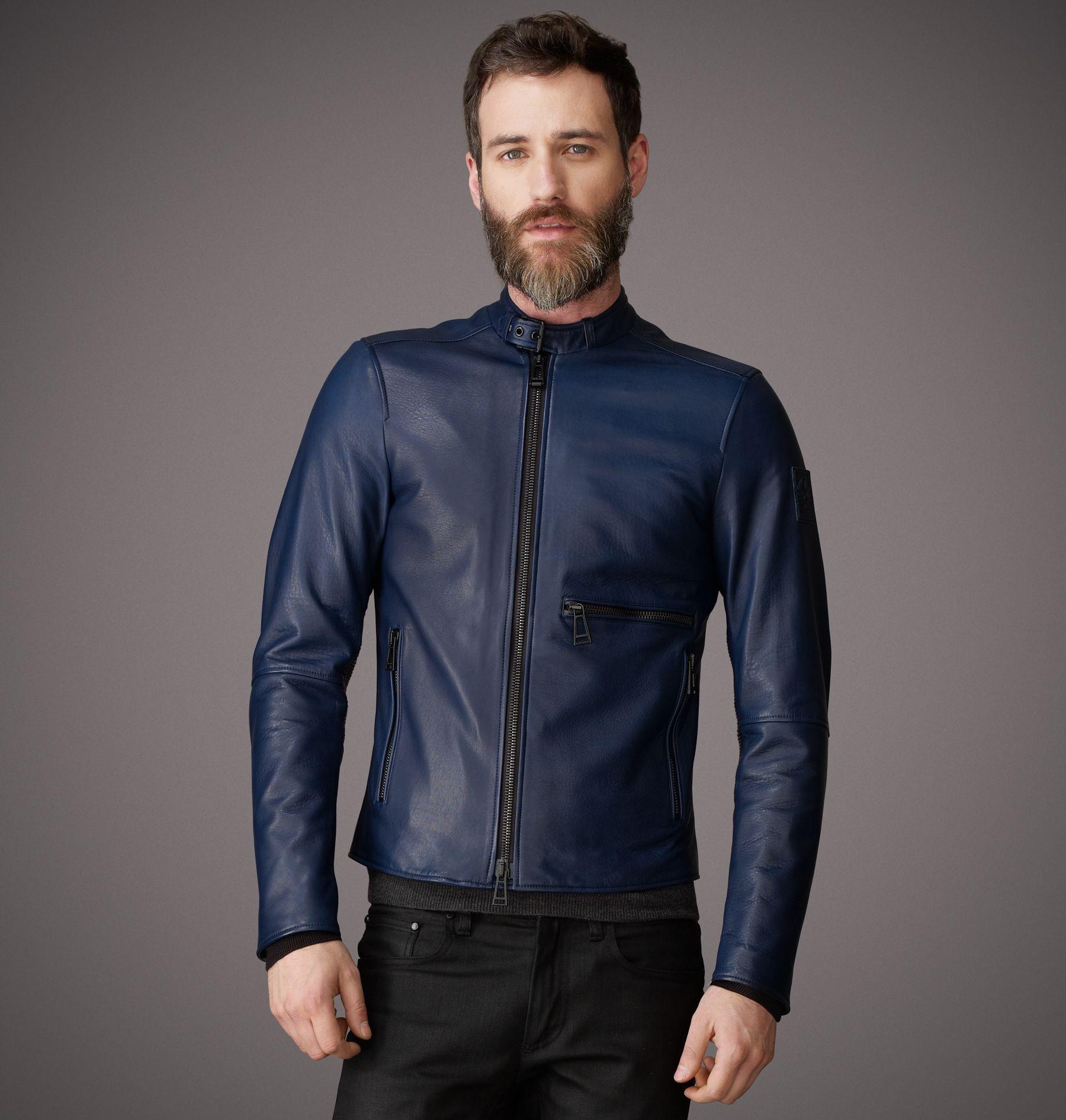 REDFIELD JACKET on Belstaff Designer jackets for men