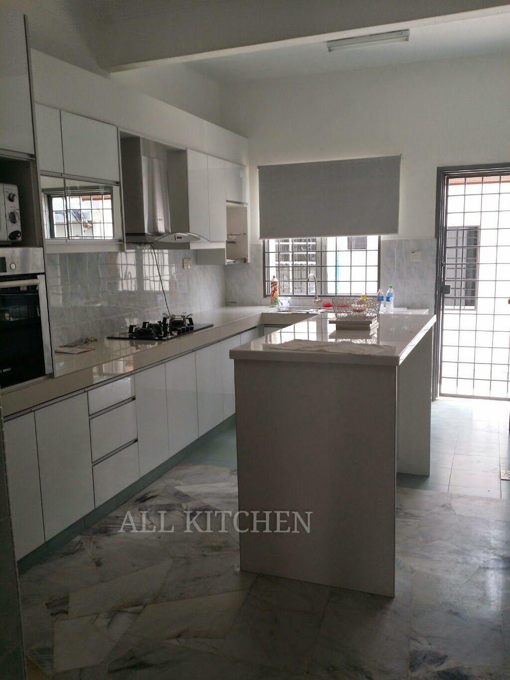 All Kitchen Kabinet Dapur Bukit Antarabangsa