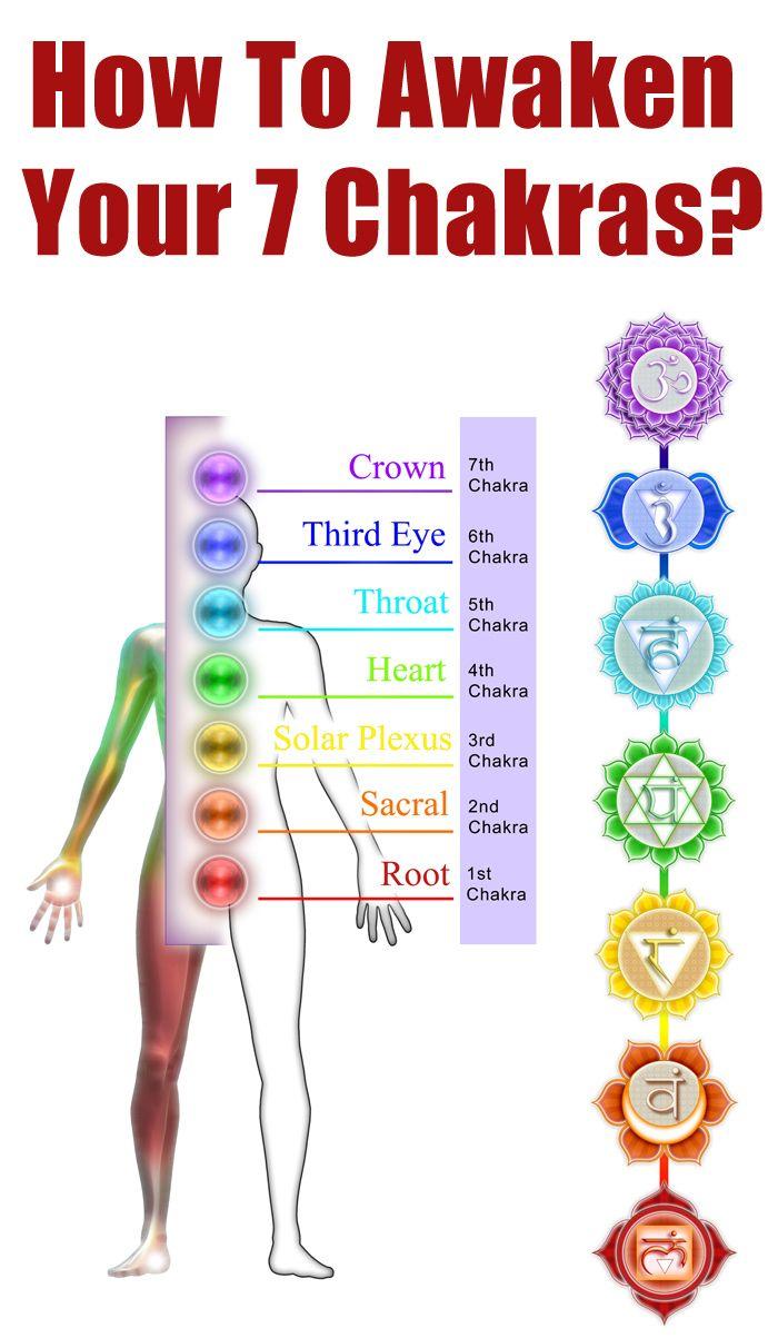 The Chakras With The Tarot Keys: How To Awaken Your Seven Chakras
