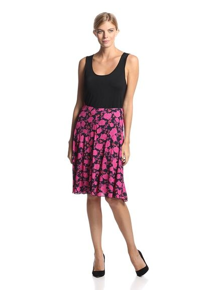 Nina Ricci Women's Printed Skirt at MYHABIT: can I make this?
