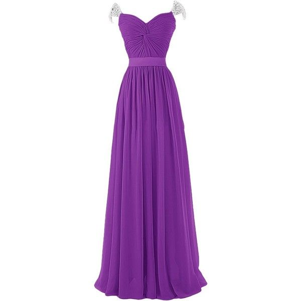 Dresstells Women\'s Long Prom Dress Evening Gown with Pearls ($44 ...