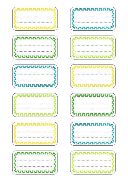 Super Etiquette, etiquettes, étiquettes, étiquettes école, étiquettes  FN39