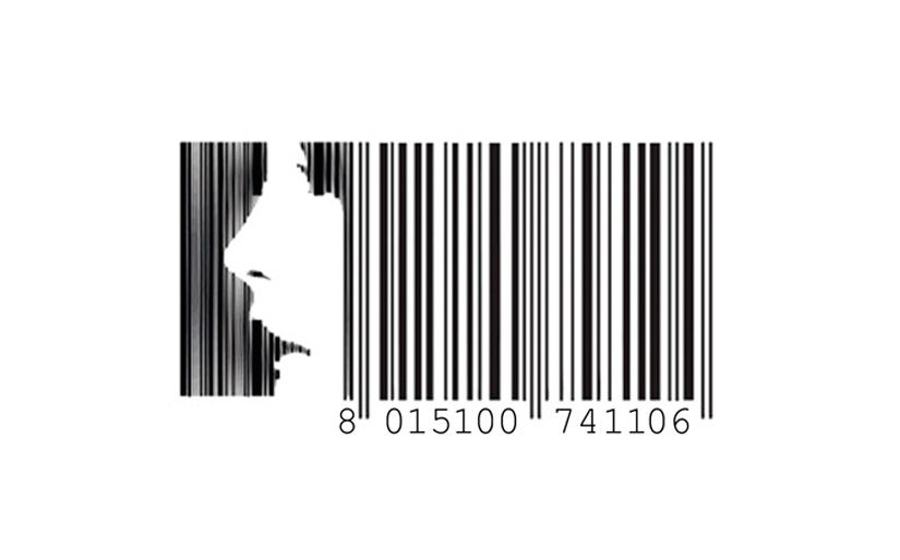 25 Codigos De Barras Creativos Tago Art Work Barcode Art Barcode Design Barcode Tattoo