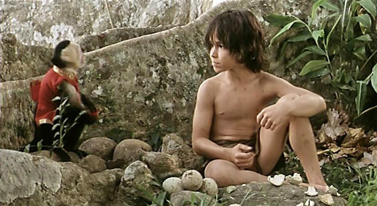 Jamie Williams в фильме «The Second Jungle Book: Mowgli & Baloo (1997)» :: фотографии на сайте Дети в кино