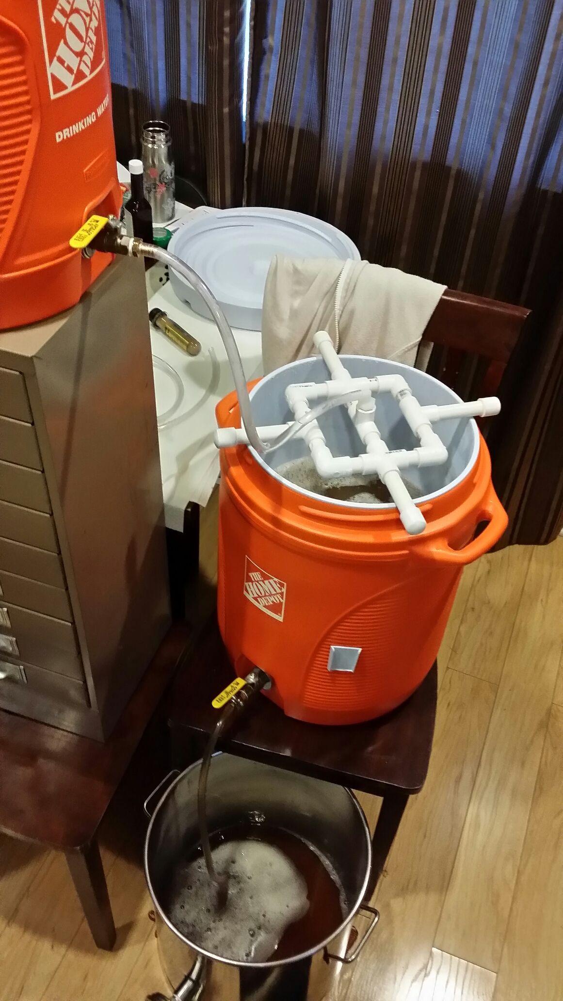 all grain home brewing equipment setup google search brewing rh pinterest com