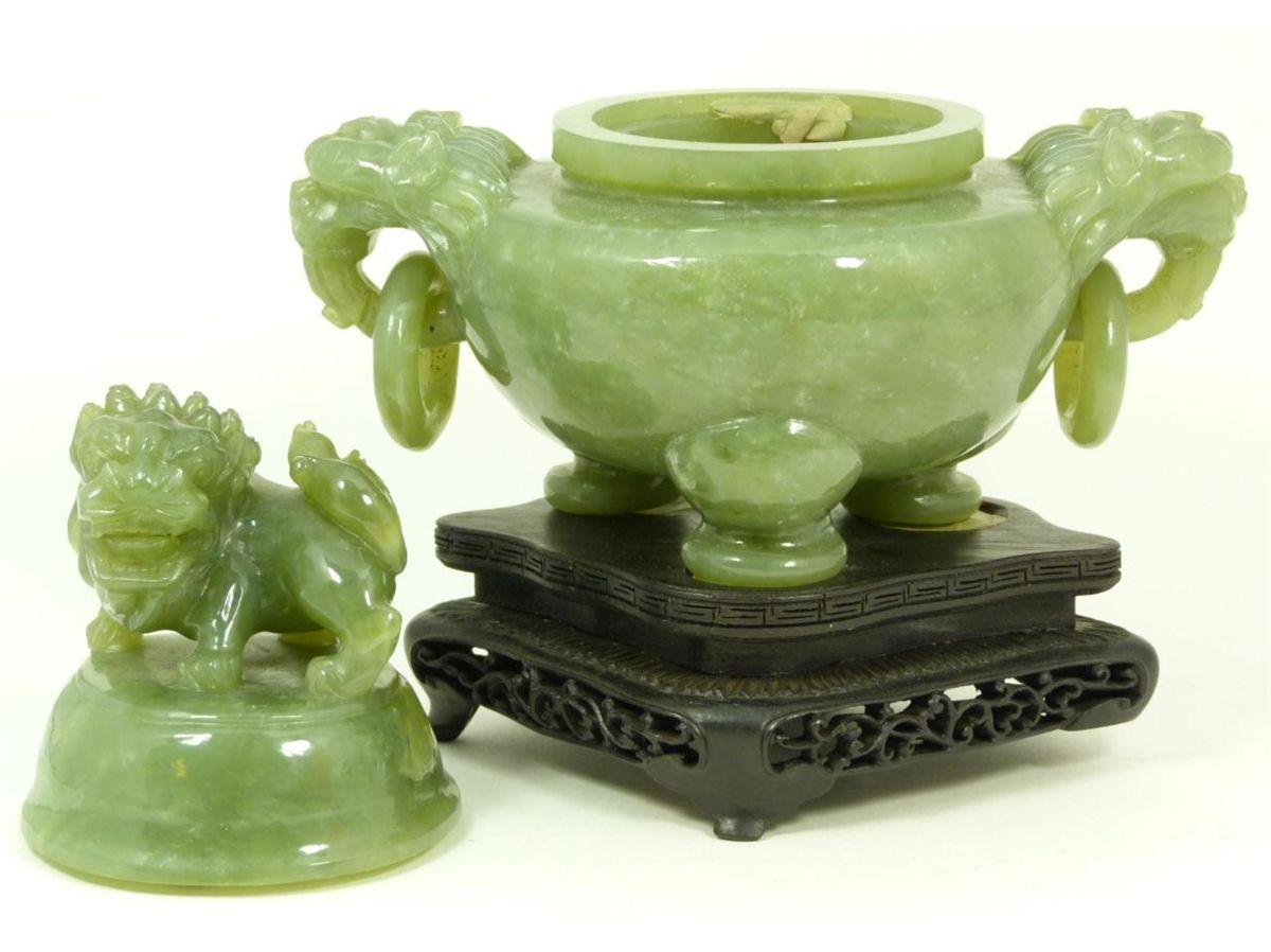 Image result for jade urn