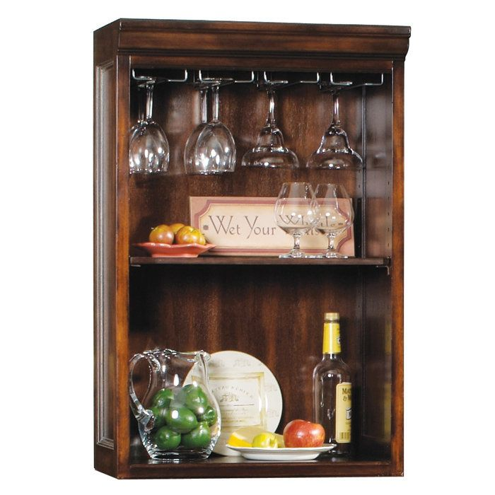 Beautiful Wine Bottle Shaped Cabinet