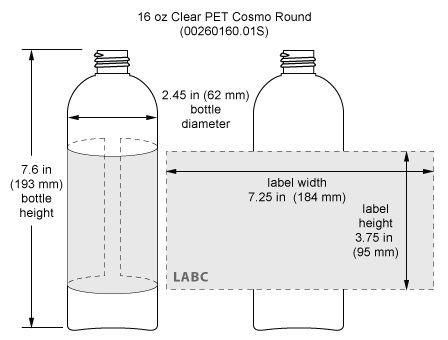 China Custom Plastic Water Bottle Manufacturers And