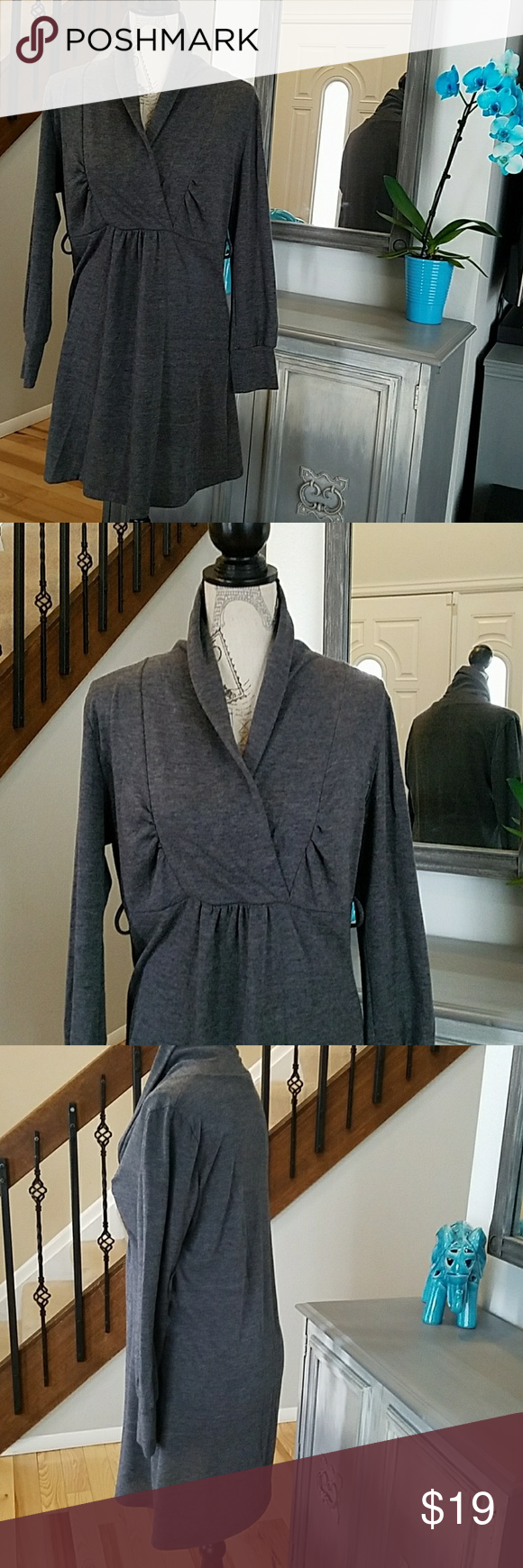 Long sleeve tshirt dress my posh picks pinterest customer support
