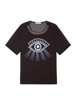 T-Shirt Trompe L'Œil | SANDRO