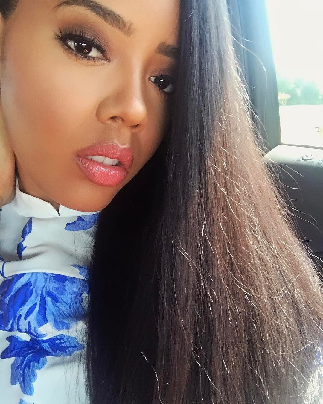 486k Likes 262 Comments Angela Simmons Angelasimmons On