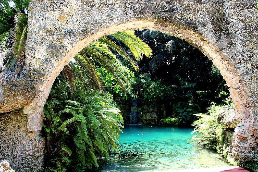 Secret Gardens miami Botanical gardens near me, Buchart