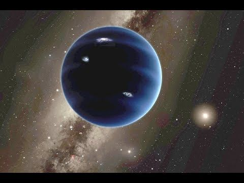 close encounters ufo planet nine hypothesis new study found evi