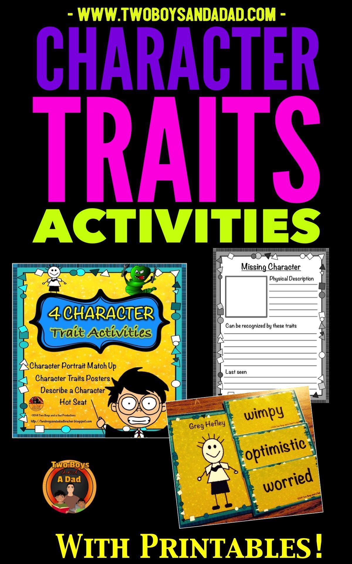 Pin On Teaching Character Traits Ampysis