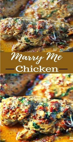 The Best Marry Me Chicken Recipe | Family Recipes #meatrecipes