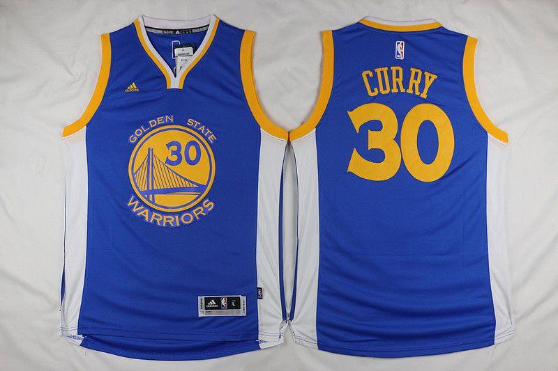 best cheap 30dd1 92c2a NWT Stephen Curry GOLDEN STATE WARRIORS REV30 SWINGMAN ...