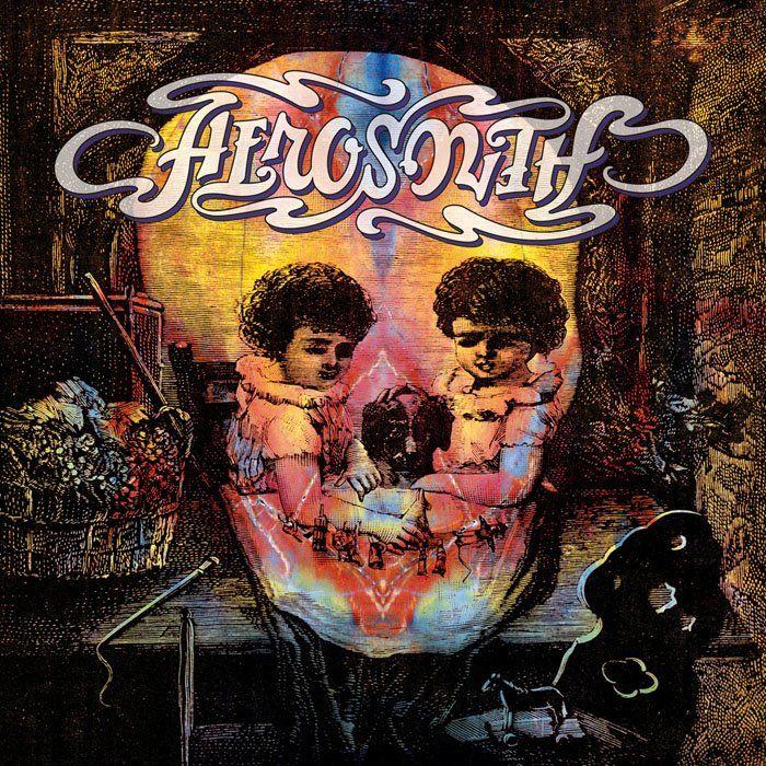 Aerosmith Album Cover Optical Illusion Elusions