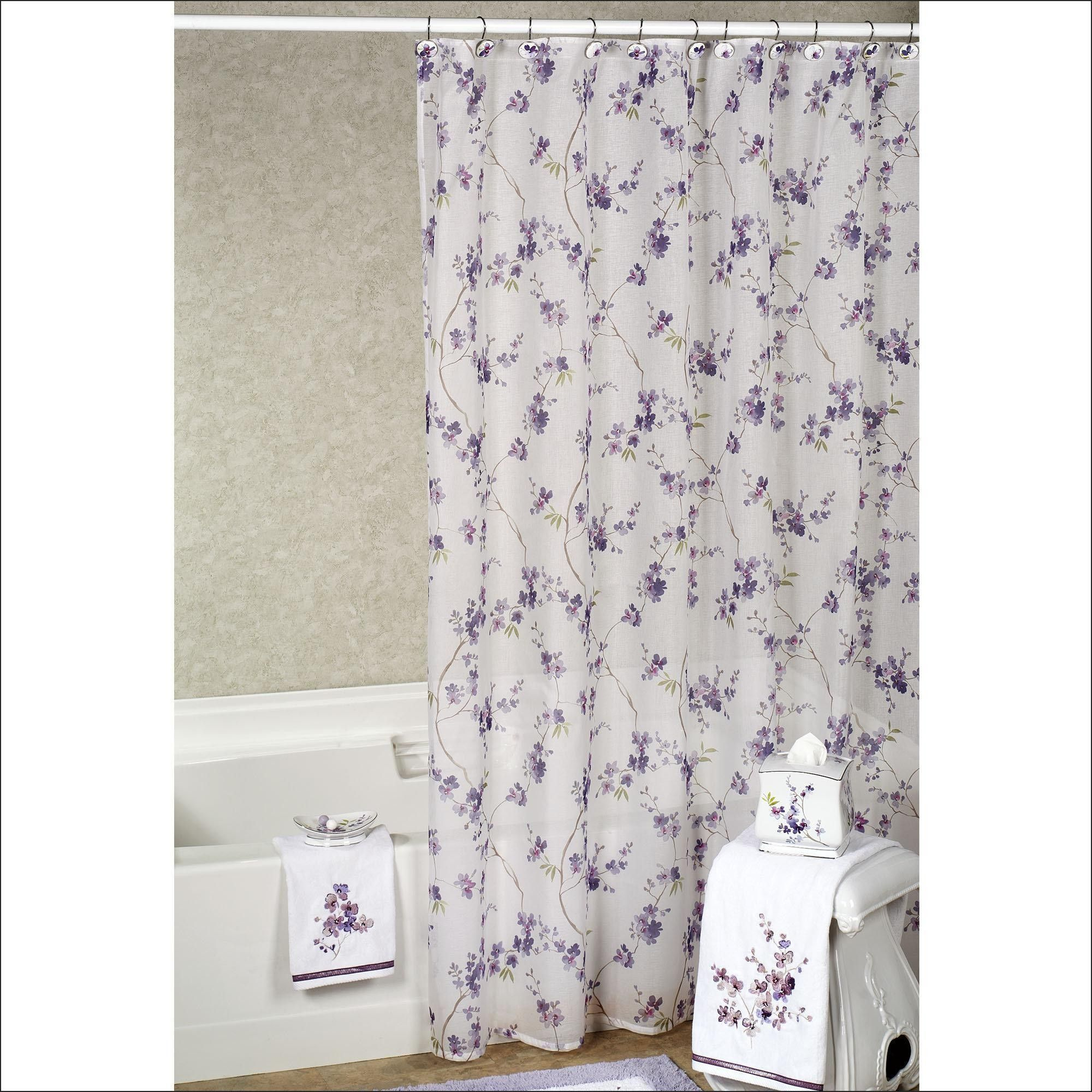 Best Furniture Ideas Ever Lavender Shower Curtain Purple Shower