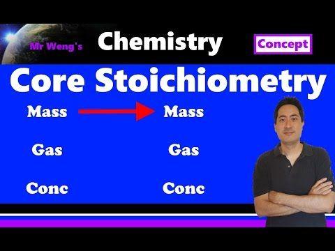 Ib Chemistry Stoichiometry Molarity Problems Series Mass To Mass 1