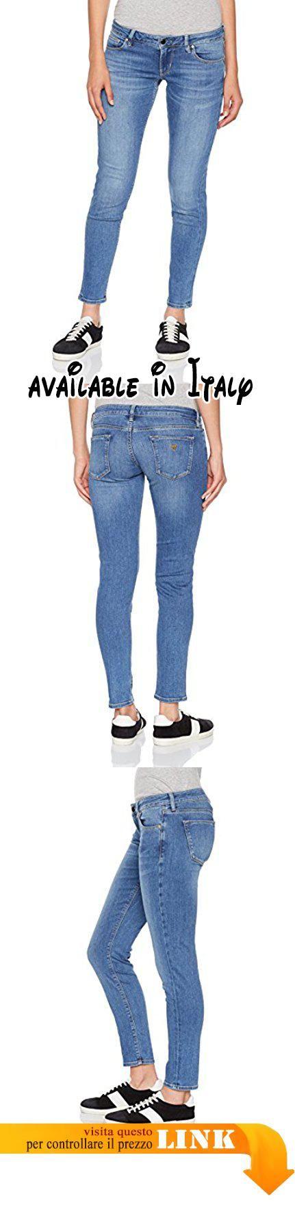 B071W4VQ24   Guess W73043D2CN1 Skinny Jeans Donna Multicolore (Up Grade) 40  (Taglia Produttore a93edf21f21