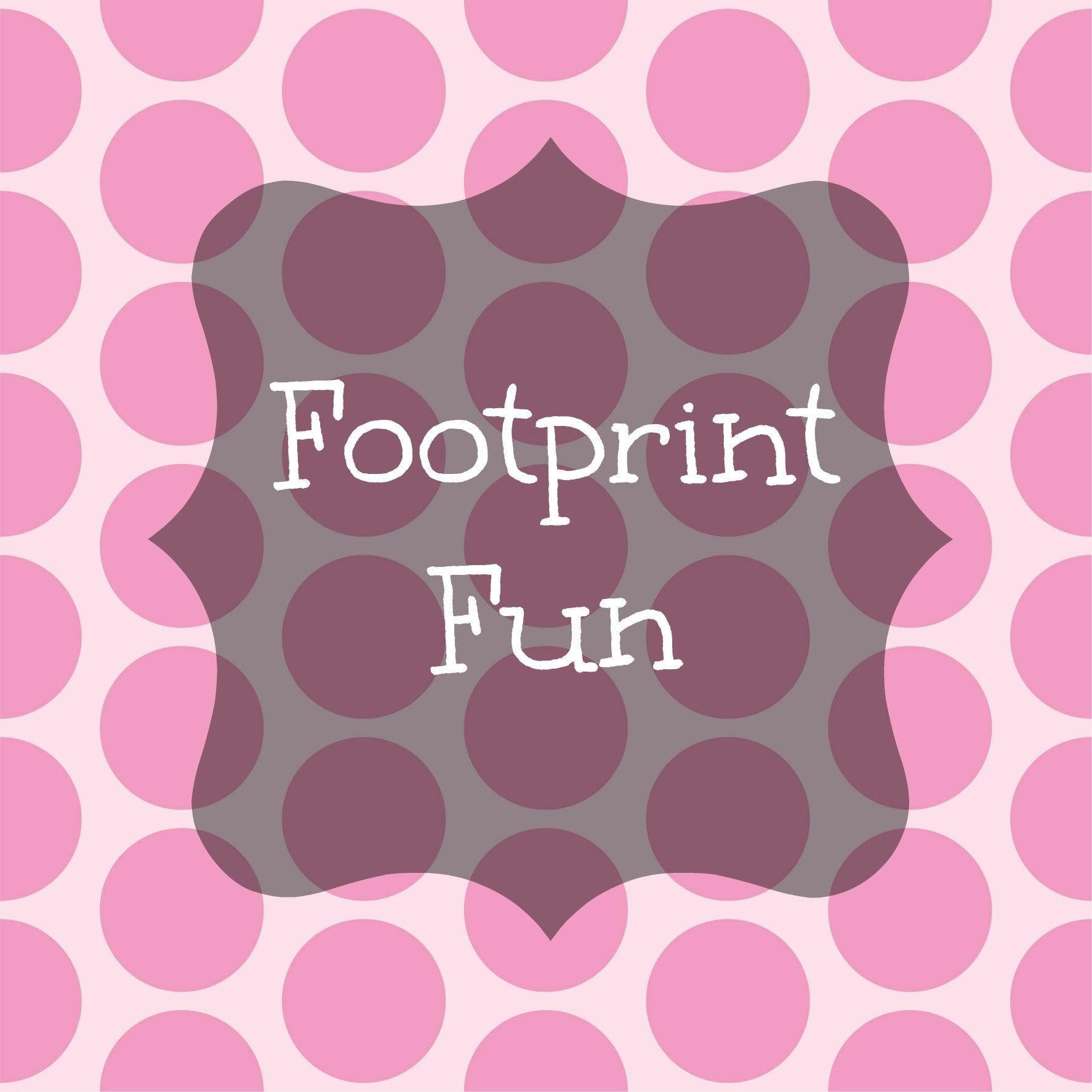 Footprint Fun