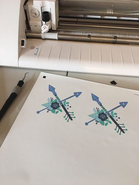 Using Heat N Bond Inkjet Transfer Sheets With Silhouette