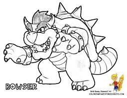 Bildergebnis Fur Bowser Ausmalbilder Super Mario Coloring Pages Drawings Mario