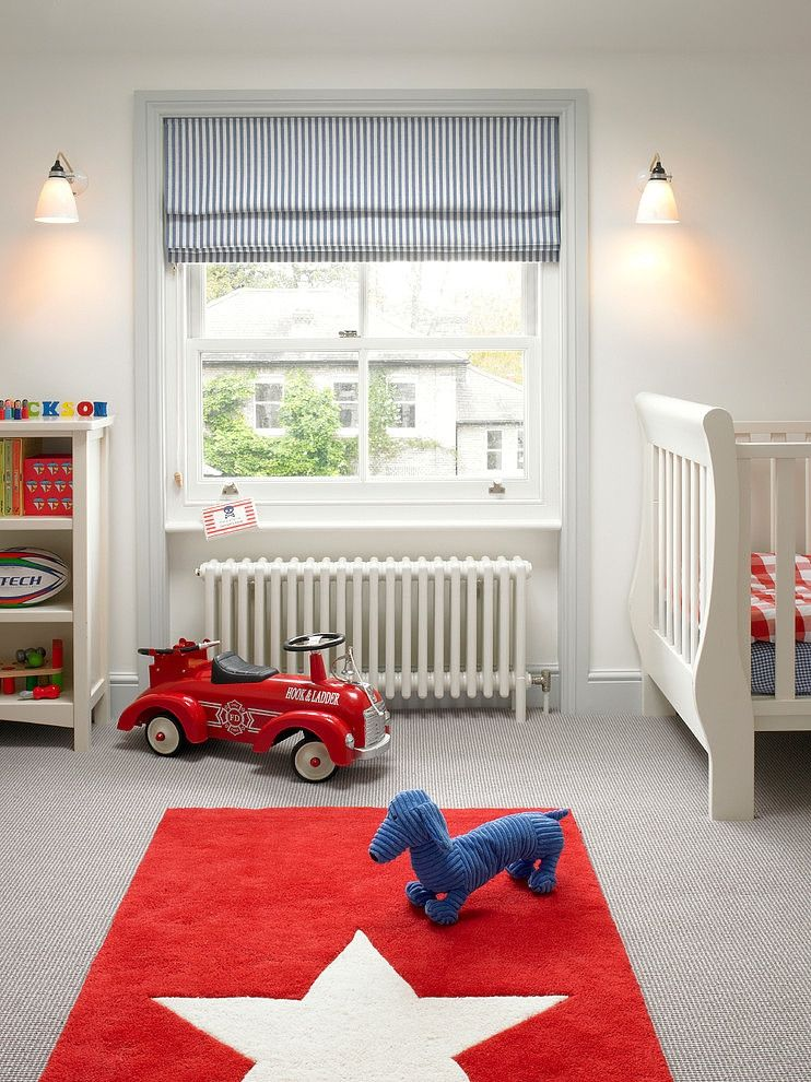 Kids Bedroom Blinds eclectic style interiors done right -rebecca leivars | ticking