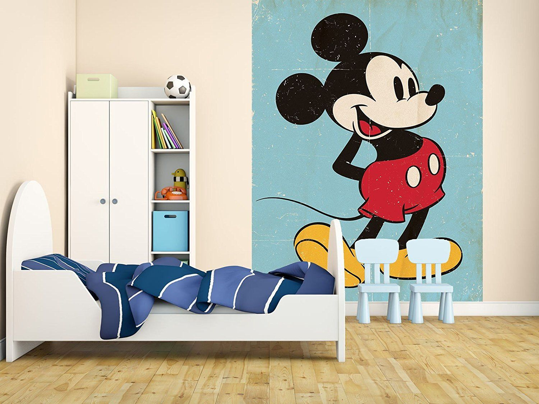 Mickey Maus Wall Mural / Fototapete eine tolle Dekoidee
