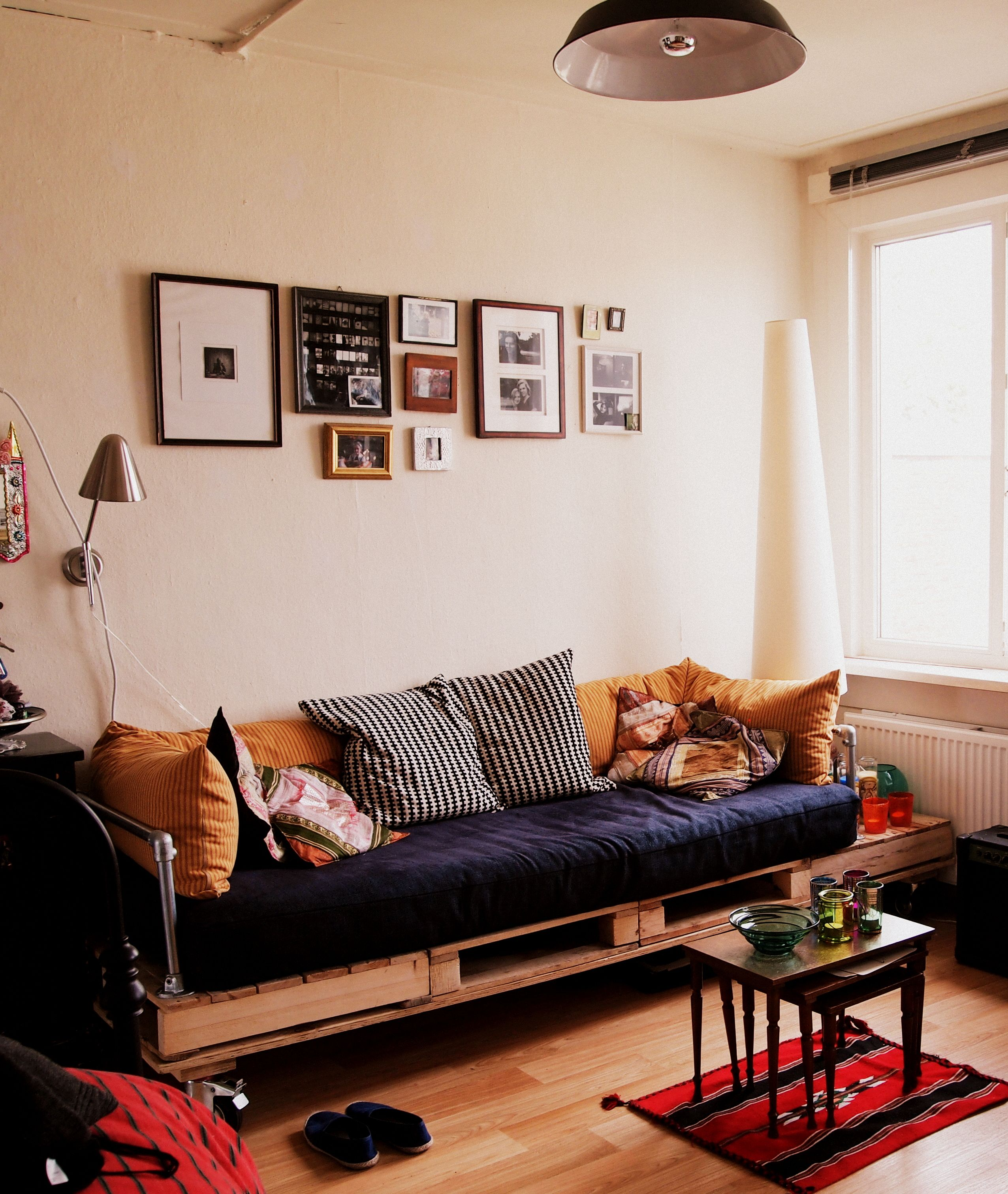 Self Made Daybed/couch