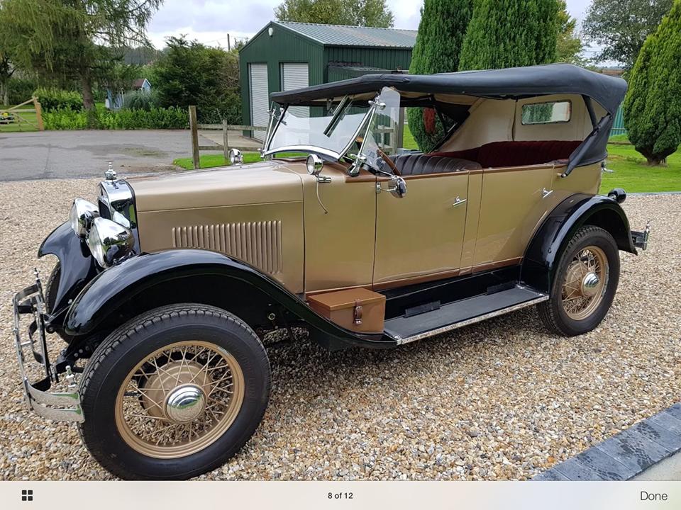 eBay: 1927 Studebaker Erskine open tourer Model 30. #classiccars ...