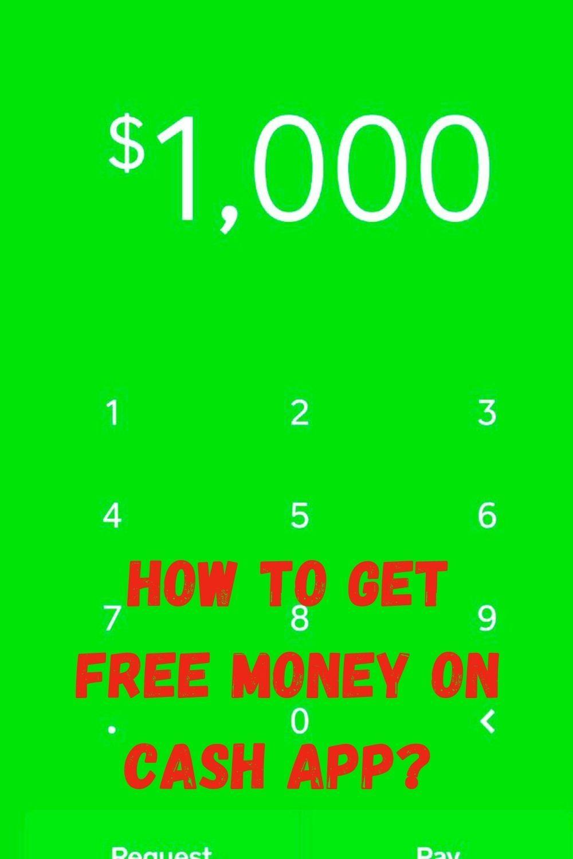 Get 1000 Sent To Your Cash App In 2021 I Get Money How To Flip Money Free Money