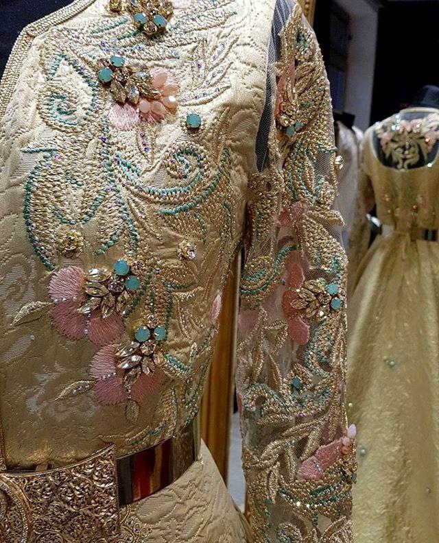 13ad7686fb3b Romeo haute couture   Caftan marocain ♡   Pinterest   Haute couture ...