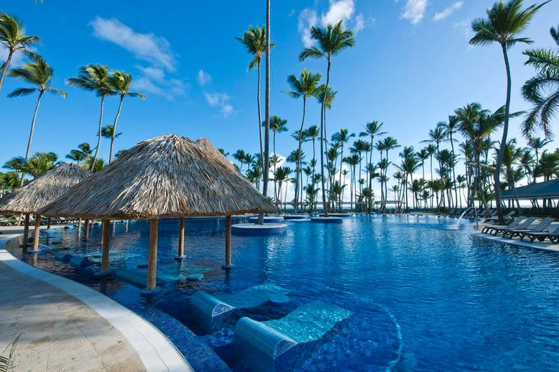 Barcelo Bavaro Beach S Only All Inclusive Resort In Punta Cana Dominican Republic