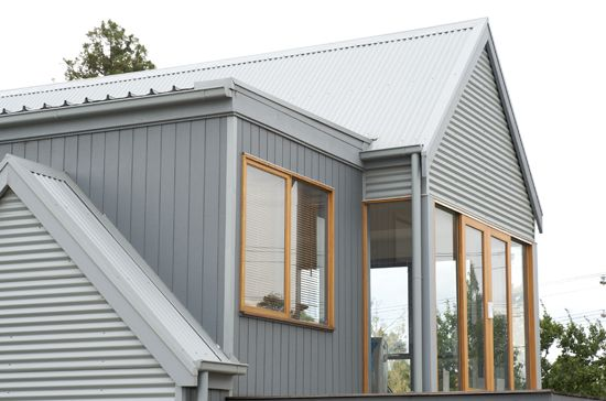 Weathertex Weathergroove Facade House House Cladding House Exterior