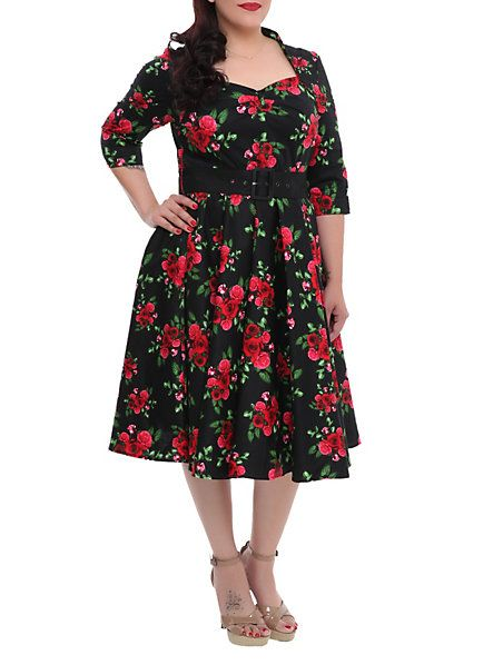 1950s Plus Size Dresses, Clothing   1940s -1950s Plus Size Clothing ...