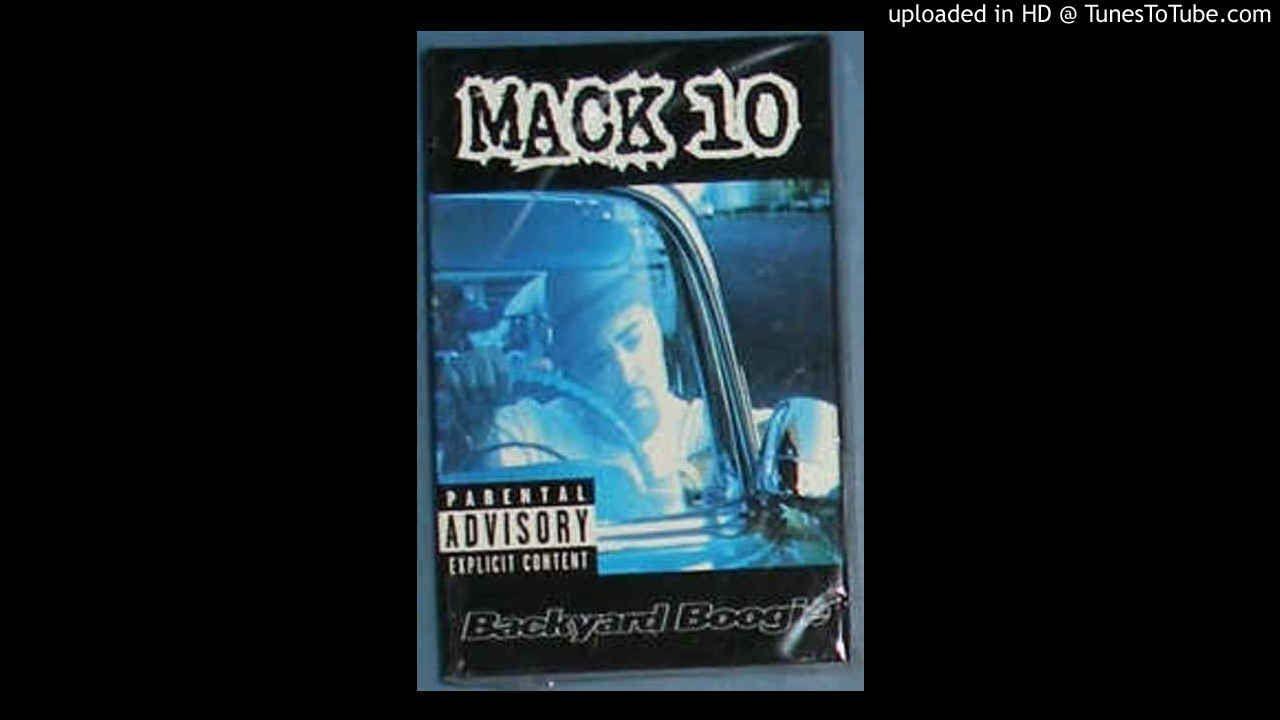 Mack 10 - Backyard Boogie- (Remix)