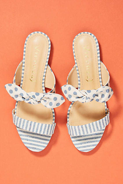 1c63b060c712e Vicenza Striped + Dotted Slide Sandals  ad  AnthroFave  AnthroRegistry   Anthropologie  musthave  styleinspiration  affiliatelink