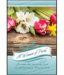 Women S Day Bulletin Women Of Faith Beautiful Church